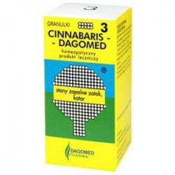 Cinnabaris nr 3, 7 g