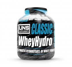 UNS - Classic Whey Hydro 100%  - 1800g