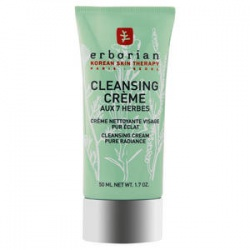 Erborian - Cleansing Creme - Krem myjący do twarzy, 50ml