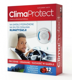 Clima Protect, 12 pastylek