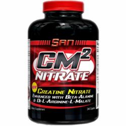 SAN - Cm2 Nitrate - 240 kaps