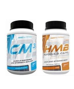 TREC - CM3 + HMB Formula Caps - 180kaps