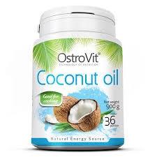 OSTROVIT - Coconut Oil (Olej Kokosowy) - 900 g