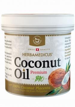 Herbamedicus kokosowy olej z konopią 250 ml
