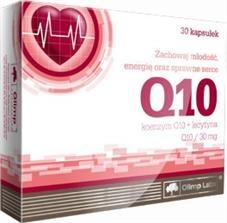 OLIMP - Coenzyme Q10 ( Koenzym ) - 30kaps