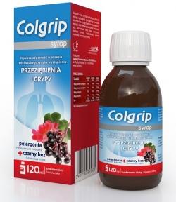 Colgrip syrop, 120 ml