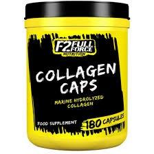 F2 FULL FORCE - Collagen Caps - 180kaps