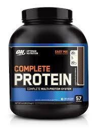 OPTIMUM - Complete Protein - 2000 g