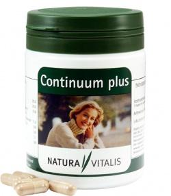 Continuum plus - pęcherz kobiety ,menopauza, 180 kapsułek