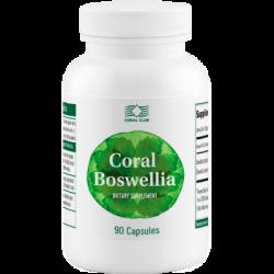 Coral Boswellia - 90 kapsułek
