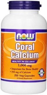 Coral Calcium 1000mg, 100 kapsułek