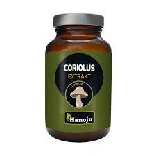 Coriolus Extrakt, 90 tabletek