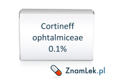 Cortineff ophtalmiceae 0.1%
