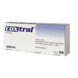 Coxtral, 30 tabletek