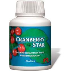 CRANBERRY STAR 90 kapsułki, Starlife - układ moczowy