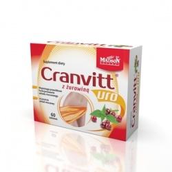 CRANVITT URO, 60 tabletek