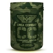 SCITEC - Crea Combat - 150kaps
