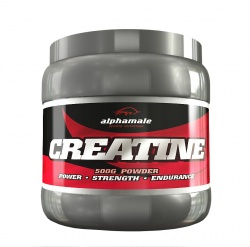 ALPHA MALE - CREATINE - 500g