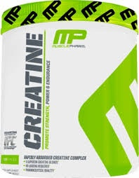 MUSCLE PHARM - CREATINE - 300g