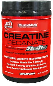 MUSCLE MEDS RX - Creatine Decanate - 300g