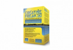 PHARMA FREAK - CREATINE FREAK cf HCL - 90kaps
