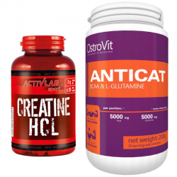 Creatine HCL + ANTICAT