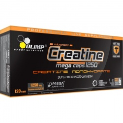 OLIMP - Creatine Mega Caps 1250mg - 120 kaps