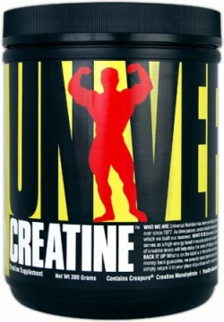UNIVERSAL NUTRITION - Creatine Micronized Powder - 200g