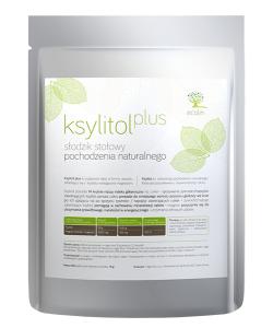 ECOLIN - Cukier Brzozowy - Ksylitol Plus - 1000g