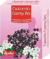 Cukierki Czarny Bez