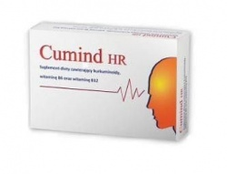 Cumind HR, 20 tabletek