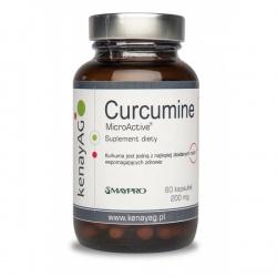 Curcumine MikroActive, 60 kapsułek