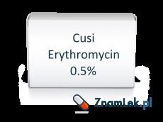 Cusi Erythromycin 0.5%
