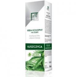 CutisHelp Krem konopny, do pielęgnacji skóry z łuszczycą, na dzień, 100 ml