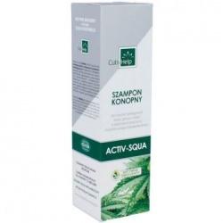 CutisHelp Szampon Konopny Activ-Squa, pielęgnacja skóry z łuszczycą, 200 ml