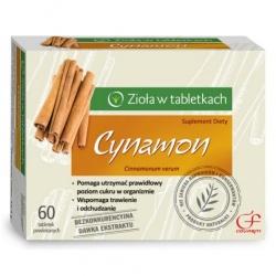Cynamon 60 tabletek Colfarm