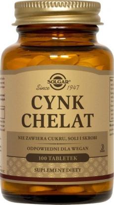 Cynk chelat aminokwasowy
