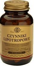 Czynniki Lipotropowe (50 tab)