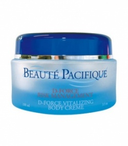 Beaute Pacifique D-FORCE Krem do ciała z witaminami D i A, 100 ml