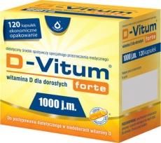 D-Vitum Forte 1000 j.m.