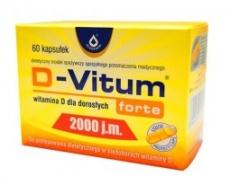 D-Vitum Forte 2000 j.m