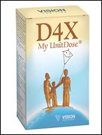 D4X, saszetki