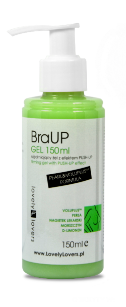 BraUP Gel PEARL & VOLUPLUS