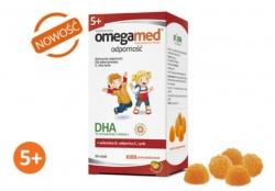 omegamed odporność żelki pomarańczowe
