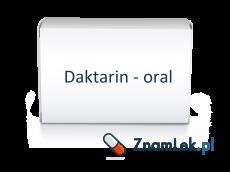 Daktarin - oral