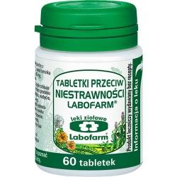 Tabletki przeciw niestrawności