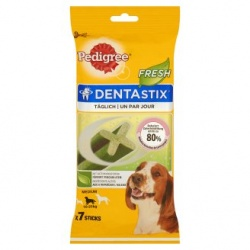 DentaStix Fresh Medium, 180 g, 7 szt