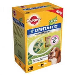 DentaStix Fresh Medium, 720 g, 28 szt
