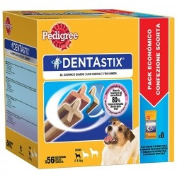 DentaStix Mini, 880 g, 56 szt