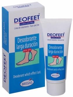 Deofeet - dezodorant w żelu, 50 ml